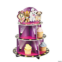 Fashion Puppies Cupcake Holder