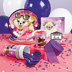 Fashion Puppies Party Supplies