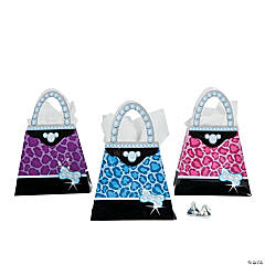Fashion Puppies Purse Gift Bags