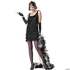 Fashionable Flapper Costume for Women