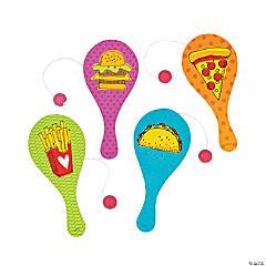Fast Food Paddleball Games