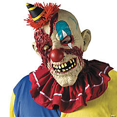 Fearsome Faces Mask Clown