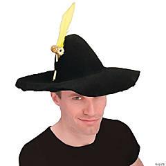Felt Hillbilly Hat