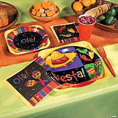 Festive Fiesta Party Supplies