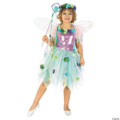 Fiber Optic Garden Fairy Costume for Toddler Girls