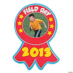Field Day Photo Frame Magnet Craft Kit