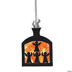 Fiery Furnace Sign Craft Kit
