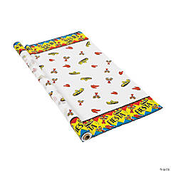 Fiesta Banquet Tablecloth Roll