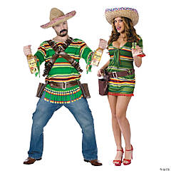 Fiesta Couples Costumes