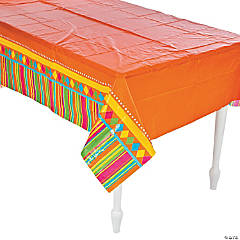 Fiesta Party Tablecloth