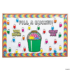 Fill the Bucket Bulletin Board Set