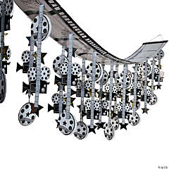 Film Strip Ceiling Decoration