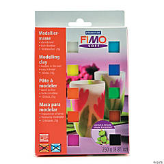 Fimo Soft Polymer Clay/Dough Assortment