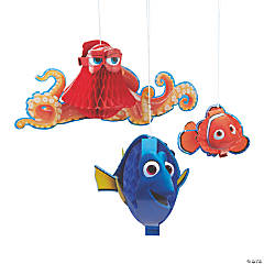 Finding Dory Honeycomb Hanging Decorations