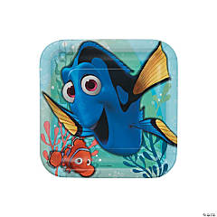 Finding Dory Paper Dessert Plates