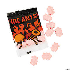 Fire Ants Hard Candy Fun Packs