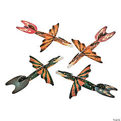 Fire Breathing Dragon-Shaped Gliders