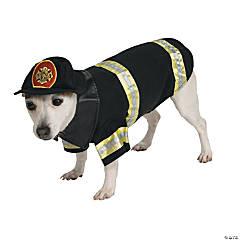 Firefighter Dog Costume