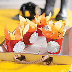 Firefighter Fire Hero Party Favor Idea