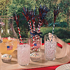 Fireworks Stir Sticks Idea