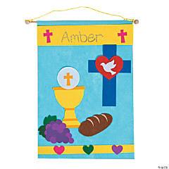 First Communion Banner Craft Kit