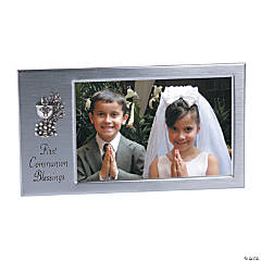 First Communion Blessings Picture Frame
