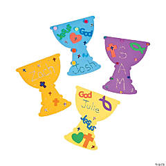 First Communion Jumbo Shapes