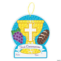 First Communion Mosaic Craft Kit