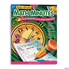 First-Grade Math Minutes