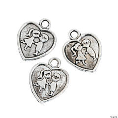 First Kiss Charms
