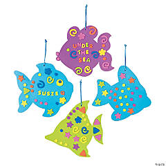 Fish Ornament Kit