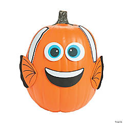 Fish Pumpkin Decorating Craft Kit