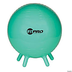 FitPro Ball with Stability Legs, 42cm, Green