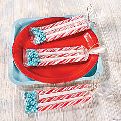 Flag Candy Treats Idea