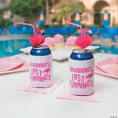 Flamingle Bachelorette Party Supplies