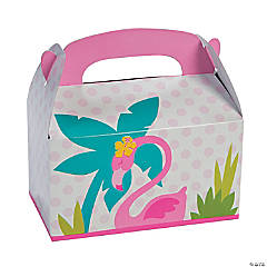 Flamingo Treat Boxes