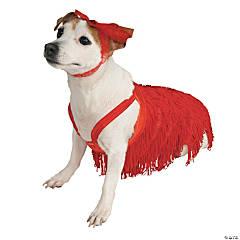 Flapper Dog Costume