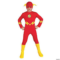 Flash Costume for Boys