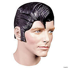 Flash Rubber Wig for Men
