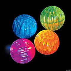 Flashing Honeycomb Balls