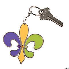 Fleur De Lis Keychains