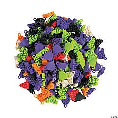 Flexible 3D Puzzle Pieces