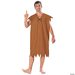 Flintstones Barney Animated Adult Men's Costume
