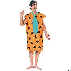 Flintstones Fred Animated Adult Men's Costume