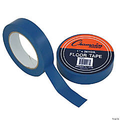 Floor Marking Tape, Blue, 1
