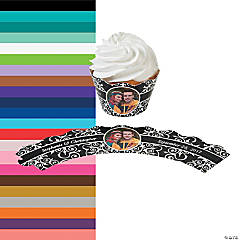 Flourish Custom Photo Cupcake Wrappers