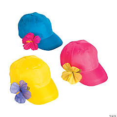Flower Baseball Caps Assortment