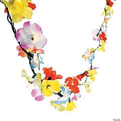 Flower Lei Garland String Lights