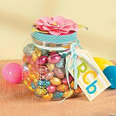 Flower Top Jar Idea