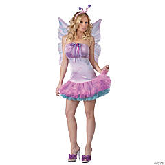 Fluttery Butterfly Costume for Women
